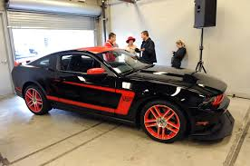 Black Mustang Boss 302 The Boss Is Back 2012 Boss 302 Page 2 The Mustang Source