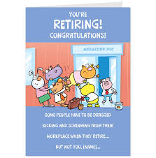 Hallmark Invitation Cards Shop Retirement Cards