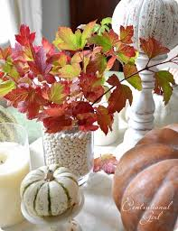 Decorating With Fall Leaves - 108 best floral vase fillers fall images on pinterest fall