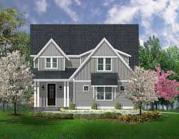 2 Story Homes by Single Family Homes Western Springs New Construction Home