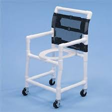 pvc commode chair 18