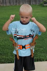 Halloween Duct Tape Crafts Doodlecraft Duct Tape Gun Holsters To The Rescue