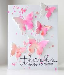 best 25 butterfly cards ideas on cards diy cards