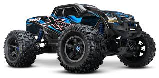 rc nitro monster trucks traxxas x maxx 4wd brushless rtr monster truck u2013 fordham hobbies