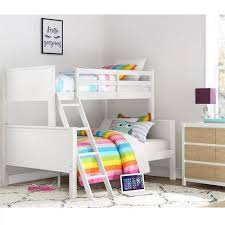 White Wooden Bunk Beds For Sale Dorel Home Your Zone Wood Bunk Bed White Walmart