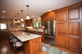 Wood Stain For Kitchen Cabinets Kitchen Cabinets Naperville Aurora Wheaton