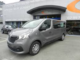 renault trafic interior used renault trafic of 2016 31 850 km at 23 990 u20ac