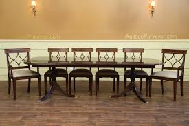 Antique Mahogany Dining Room Furniture Antique Mahogany Dining Table With Ideas Inspiration