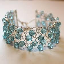 bracelet crochet beads images Commissions elisa etemad jewellery jpg