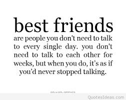 best friends messages quotes