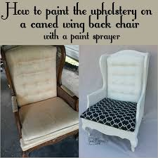 Upholstery Ideas For Chairs Project Ideas For Old Chairs My Repurposed Life