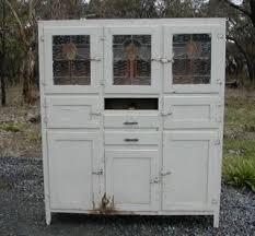 leadlight kitchen cabinets vintage 3 door leadlight kitchen cabinet for restoration