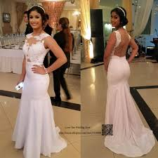 aliexpress com buy robe de soiree courte formal white lace