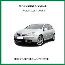 2004 2008 volkswagen golf v golf plus workshop service manual auto