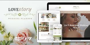 wedding planning websites wedding themes from themeforest