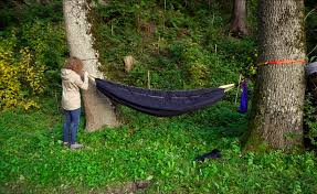 hammock camping 5 reasons why you should try to camp with a