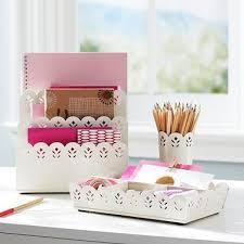 cute desk organizers accessories home design ideas girly desk cute
