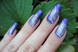 Nail Art Designs To Do At Home How To Do Nail Art Step By Step At Home In 2017 Party Nail Art