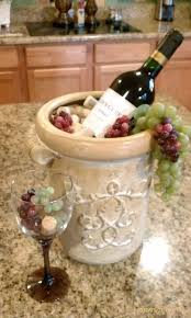 Grape Kitchen Canisters 136 Best Grape Home Decor Images On Pinterest Vineyard Wine
