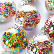 30 glamorous diy ornaments you can make with your
