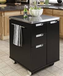 target kitchen island mini portable black kitchen island target with pull out storage
