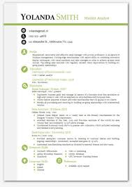 Modern Word Resume Templates cool looking resume modern microsoft word resume template yolanda