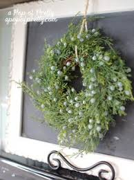 Non Christmas Winter Decorations - how to make winter porch pots style winter porch and pictures