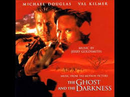 film ghost muziek jerry goldsmith the ghost and the darkness soundtrack part 1 3