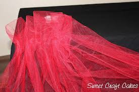 How To Make A Table Skirt by Tulle Table Skirt Tutorial U2013 A To Zebra Celebrations