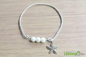 easy pearl bracelet images Easy instruction on making pearl bangle bracelet jpg