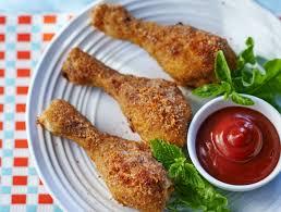 femme actuelle fr cuisine pilons de poulet panés à l américaine http femmeactuelle fr