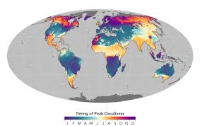 the map of the earth stunning cloud maps tell the story of on earth climate central