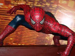 spider man biography