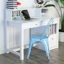 Blue Computer Desk by Wood Desks U0026 Computer Tables Shop The Best Deals For Oct 2017