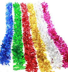 Decoration For Wedding Online Shop 10pcs Lot 2m Christmas Tree Ribbon Decorations Garland