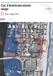 Largo Florida Map The Seas Are Rising Around Donald Trump U2013 Mother Jones