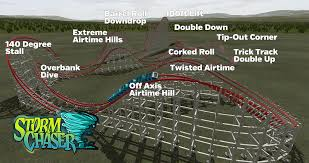 Cedar Fair Parks Map New For 2016 Roller Coasters Theme Parks U0026 Attractions Forum