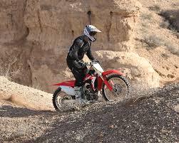 can you ride a motocross bike on the road 2017 honda crf450rx dirt bike test