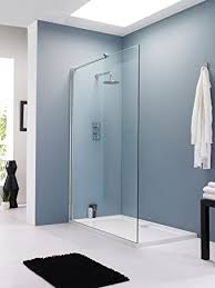 shower enclosures uk 900mm walk in wetroom screen amazon co uk