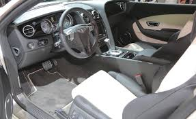 2015 bentley continental interior bentley continental gt 2015 interior image 57