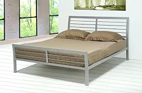 Steel Platform Bed Frame King Metal Platform Bed Frame King Successnow Info