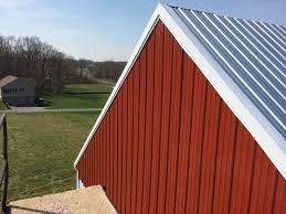Barn Roofs by Wagler Builders Blog Post Frame Building And Metal Roofing