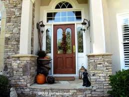 Pictures Of Front Porches Decorated For Fall - fanciful fall decorations to celebrate the season