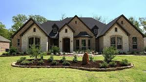 brick homes plans brick and stone combinations brick stone or stucco exterior