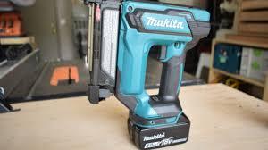 makita 18 volt lxt cordless 23 gauge pin nailer
