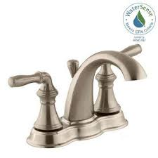 Brushed Bronze Bathroom Fixtures Vibrant Brushed Bronze Bathroom Sink Faucets Bathroom Faucets