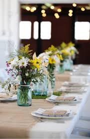 Mason Jar Vases For Wedding Five Ways To Use Mason Jars At Your Wedding Rustic Wedding Chic