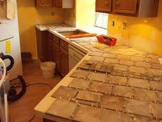 cheap kitchen countertops ideas tiled countertop diy click through for tutorial kitchen