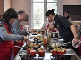 cours de cuisine tours les cours de cuisine photo de château ambe tour pourret