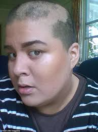 good haircut for 19 yearolds boys meet sydney s tiarne menzies who went bald in her sleep daily